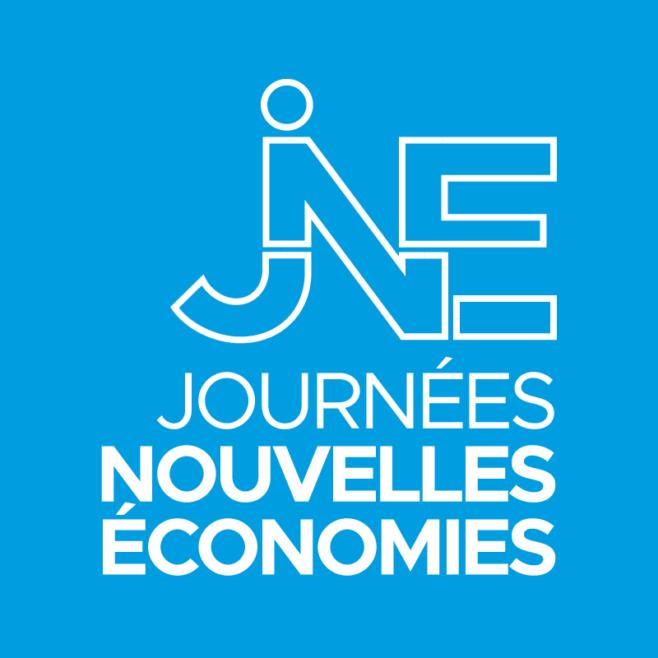 logotype nouvelle economie, logo