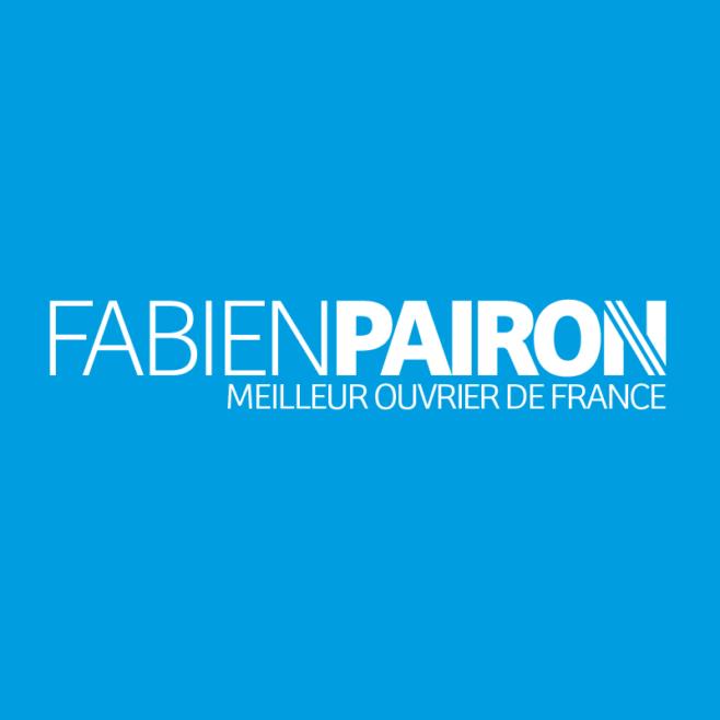 logo meilleur ouvrier de france, logo typo