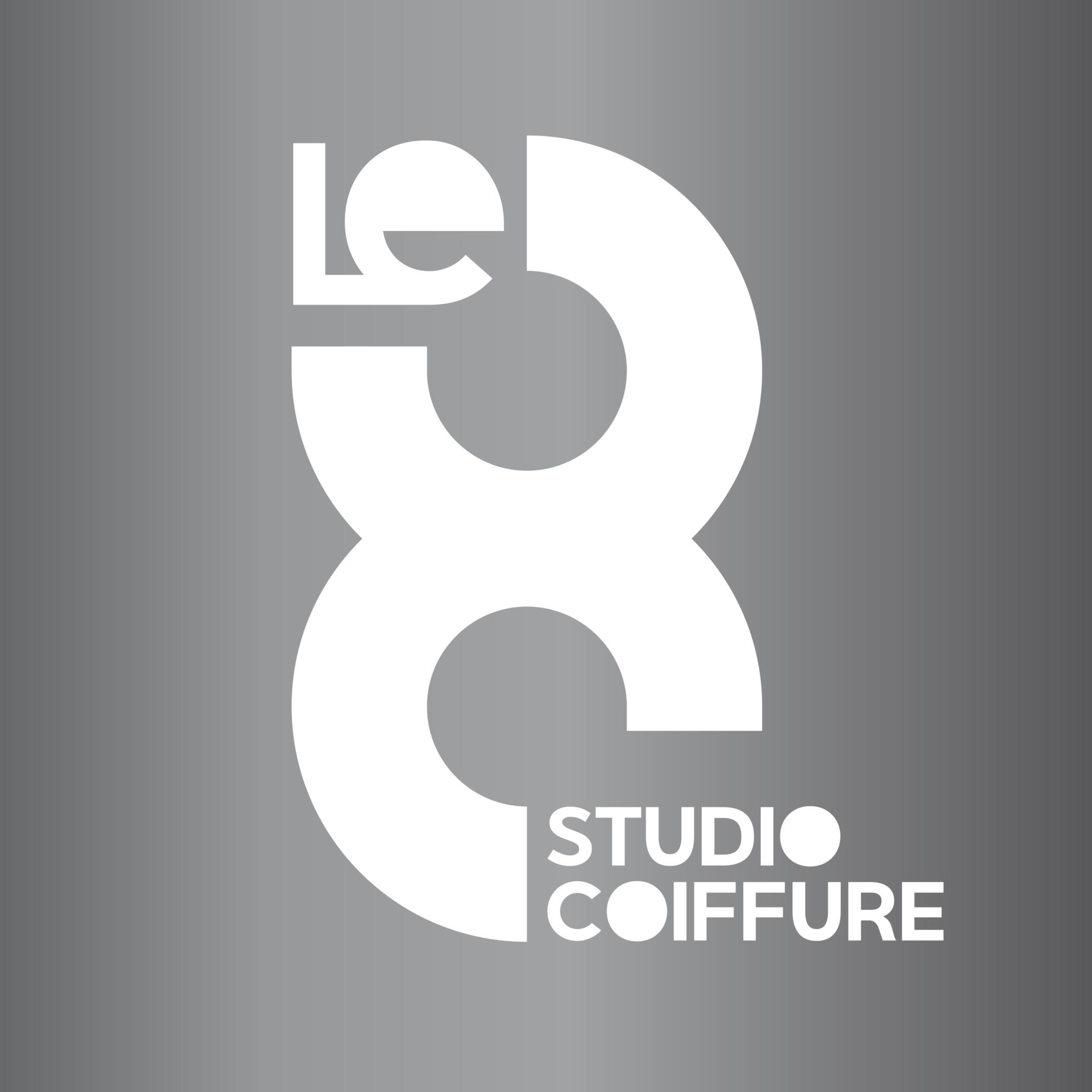 un logo pour un salon de coiffure